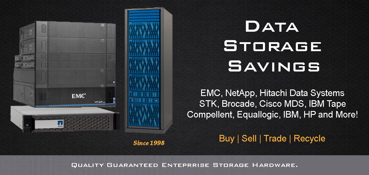 Data Storage Hardware for Sale